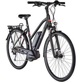 Ortler Bozen E-Trekking Bike Trapez black
